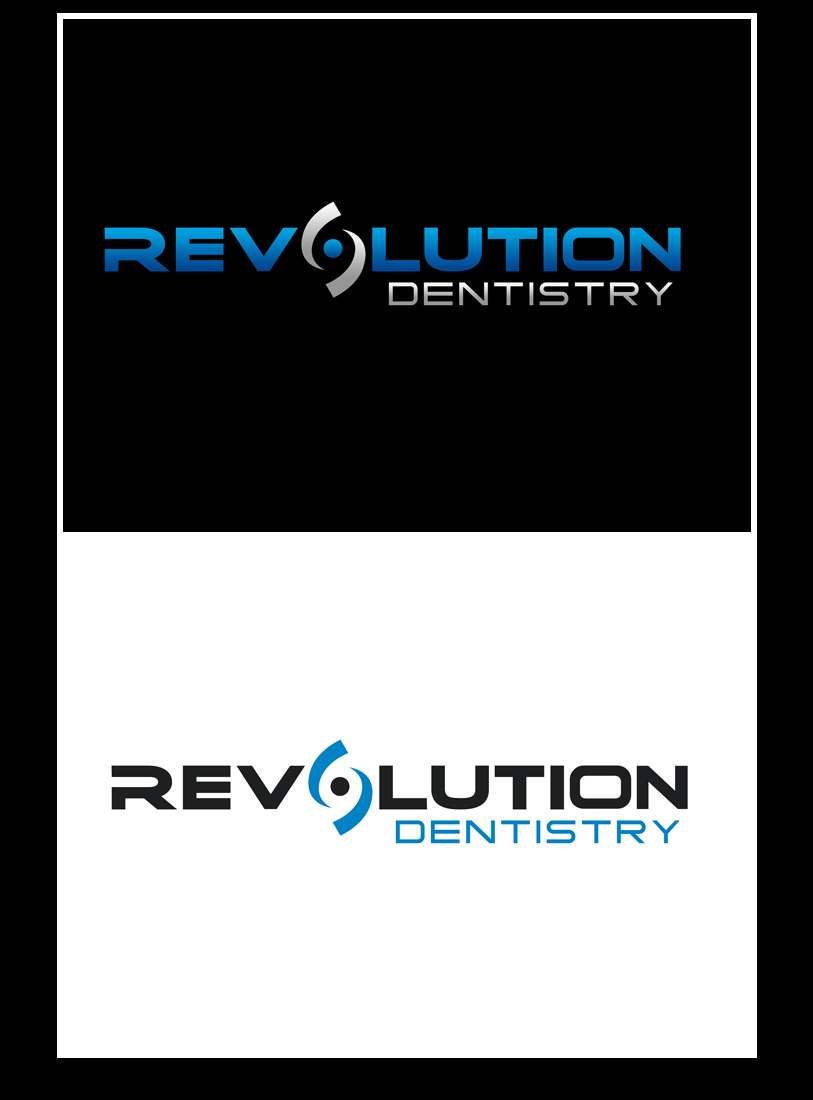 Logo Design by Private User - Entry No. 228 in the Logo Design Contest Artistic Logo Design for Revolution Dentistry.
