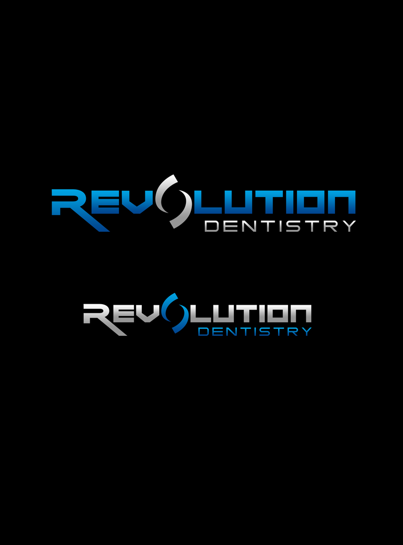 Logo Design by Private User - Entry No. 229 in the Logo Design Contest Artistic Logo Design for Revolution Dentistry.