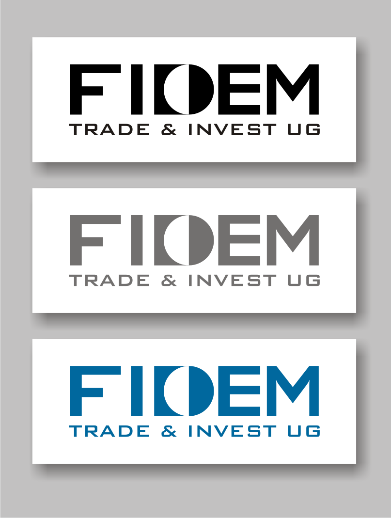 Logo Design by Heru budi Santoso - Entry No. 468 in the Logo Design Contest Professional Logo Design for FIDEM Trade & Invest UG.