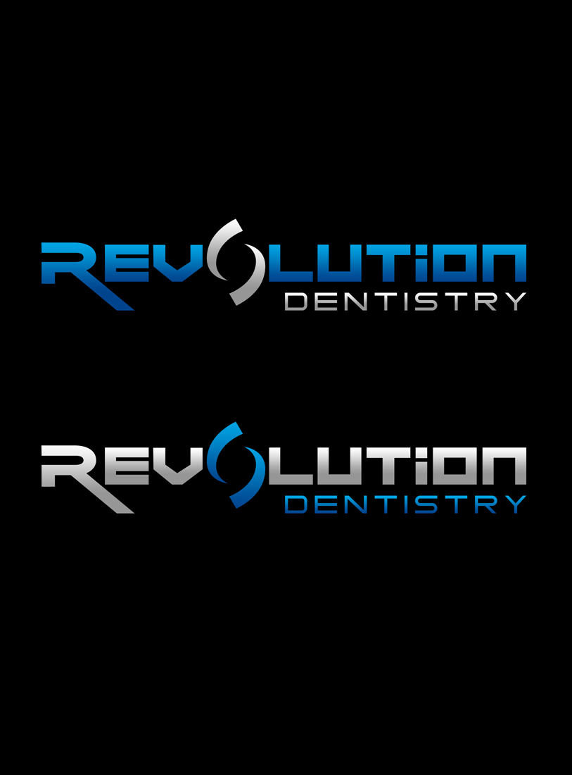 Logo Design by Private User - Entry No. 234 in the Logo Design Contest Artistic Logo Design for Revolution Dentistry.