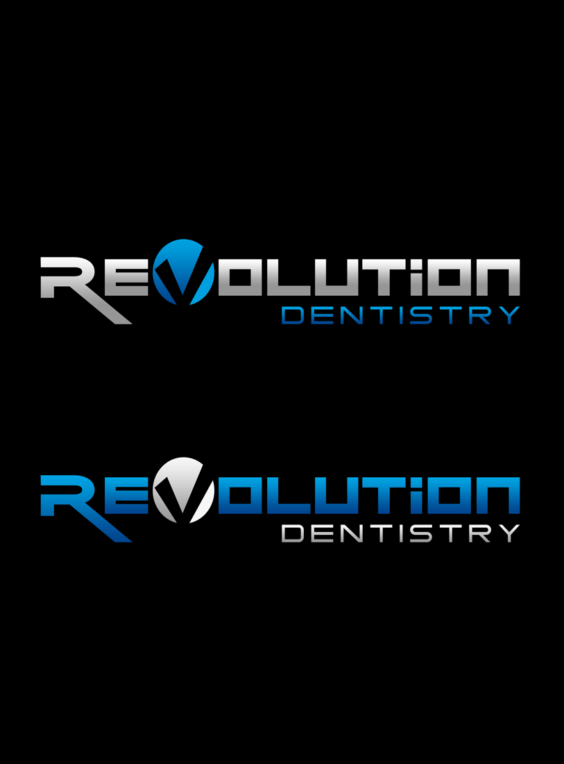 Logo Design by Private User - Entry No. 235 in the Logo Design Contest Artistic Logo Design for Revolution Dentistry.