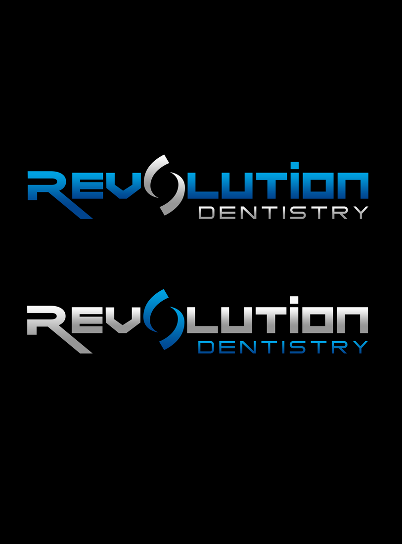 Logo Design by Private User - Entry No. 236 in the Logo Design Contest Artistic Logo Design for Revolution Dentistry.