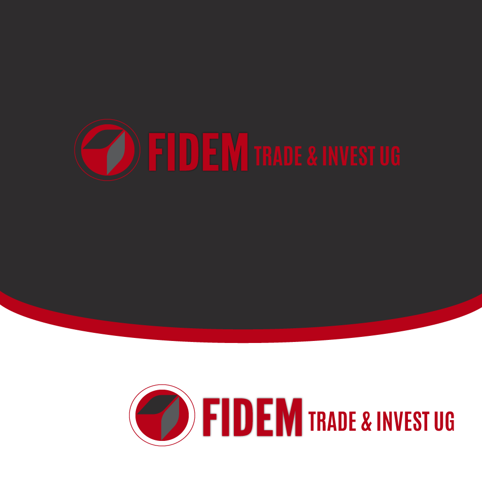 Logo Design by moonflower - Entry No. 474 in the Logo Design Contest Professional Logo Design for FIDEM Trade & Invest UG.