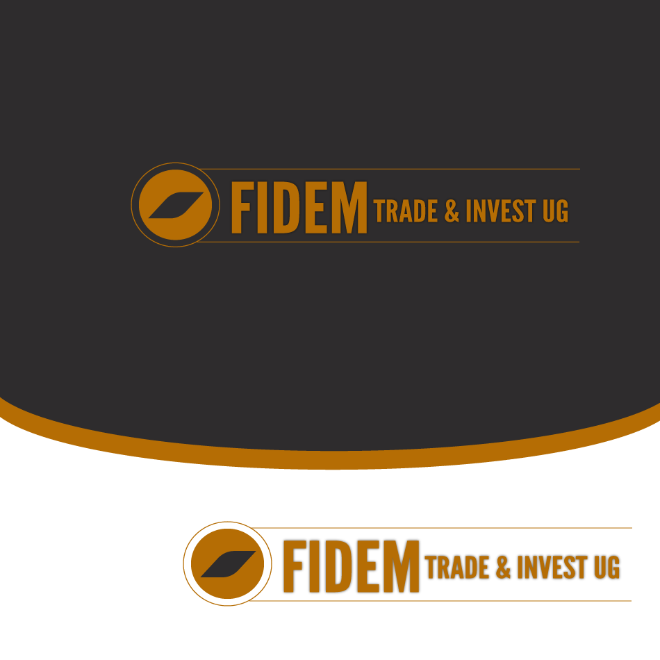 Logo Design by moonflower - Entry No. 475 in the Logo Design Contest Professional Logo Design for FIDEM Trade & Invest UG.