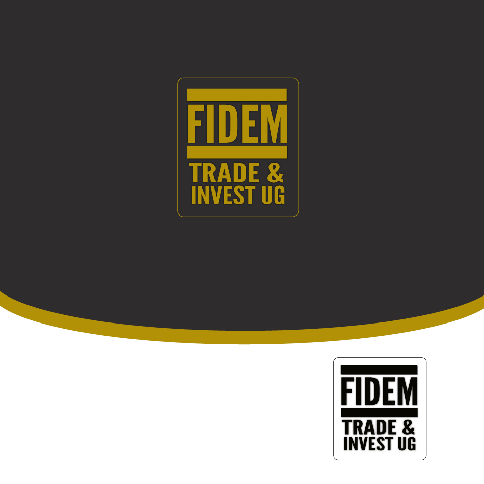 Logo Design by moonflower - Entry No. 477 in the Logo Design Contest Professional Logo Design for FIDEM Trade & Invest UG.