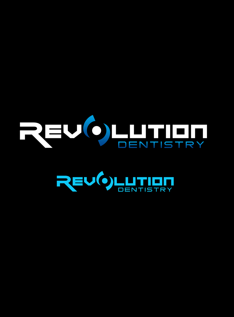 Logo Design by Private User - Entry No. 243 in the Logo Design Contest Artistic Logo Design for Revolution Dentistry.