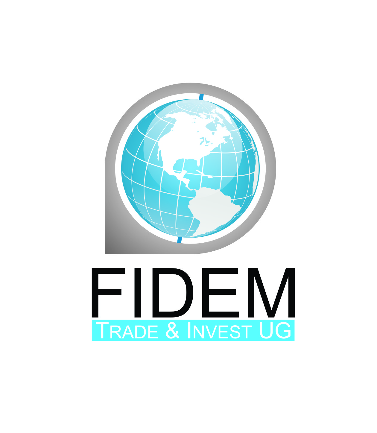 Logo Design by Crispin Jr Vasquez - Entry No. 481 in the Logo Design Contest Professional Logo Design for FIDEM Trade & Invest UG.