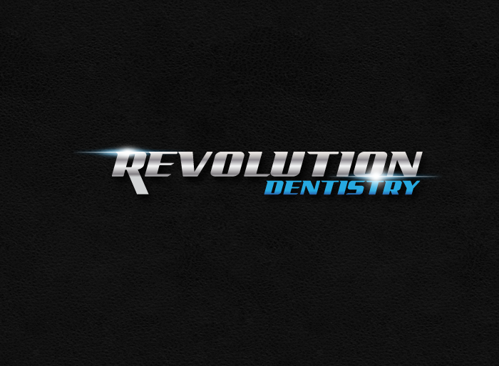 Logo Design by Jan Chua - Entry No. 244 in the Logo Design Contest Artistic Logo Design for Revolution Dentistry.