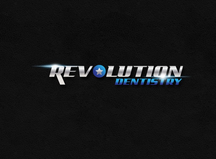 Logo Design by Jan Chua - Entry No. 245 in the Logo Design Contest Artistic Logo Design for Revolution Dentistry.