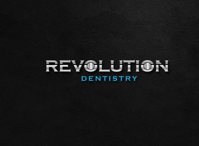 Logo Design by Jan Chua - Entry No. 247 in the Logo Design Contest Artistic Logo Design for Revolution Dentistry.