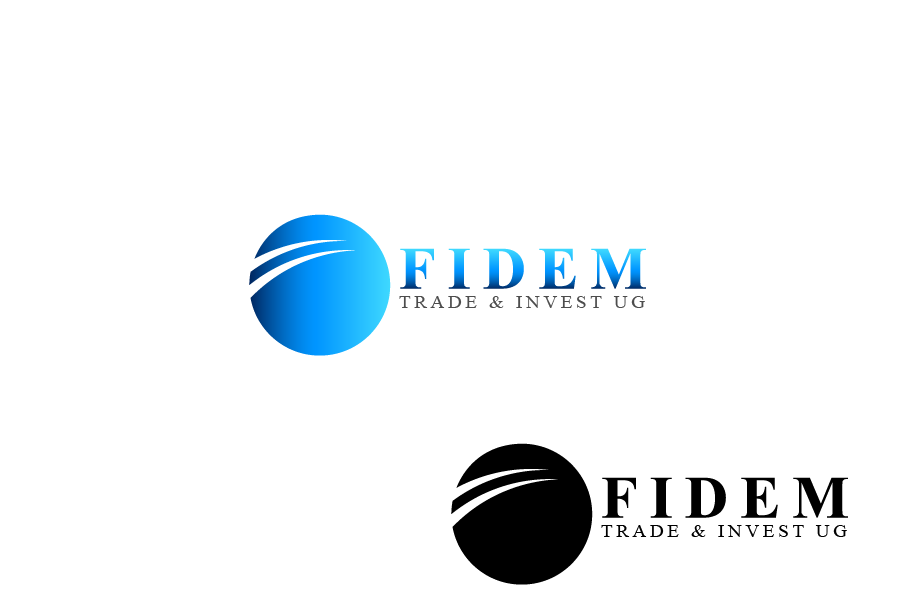 Logo Design by Private User - Entry No. 493 in the Logo Design Contest Professional Logo Design for FIDEM Trade & Invest UG.