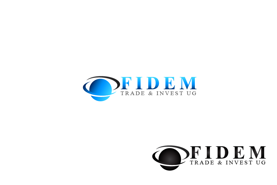 Logo Design by Private User - Entry No. 495 in the Logo Design Contest Professional Logo Design for FIDEM Trade & Invest UG.