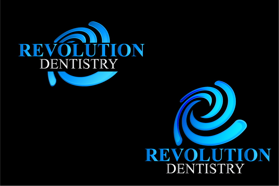 Logo Design by Private User - Entry No. 251 in the Logo Design Contest Artistic Logo Design for Revolution Dentistry.