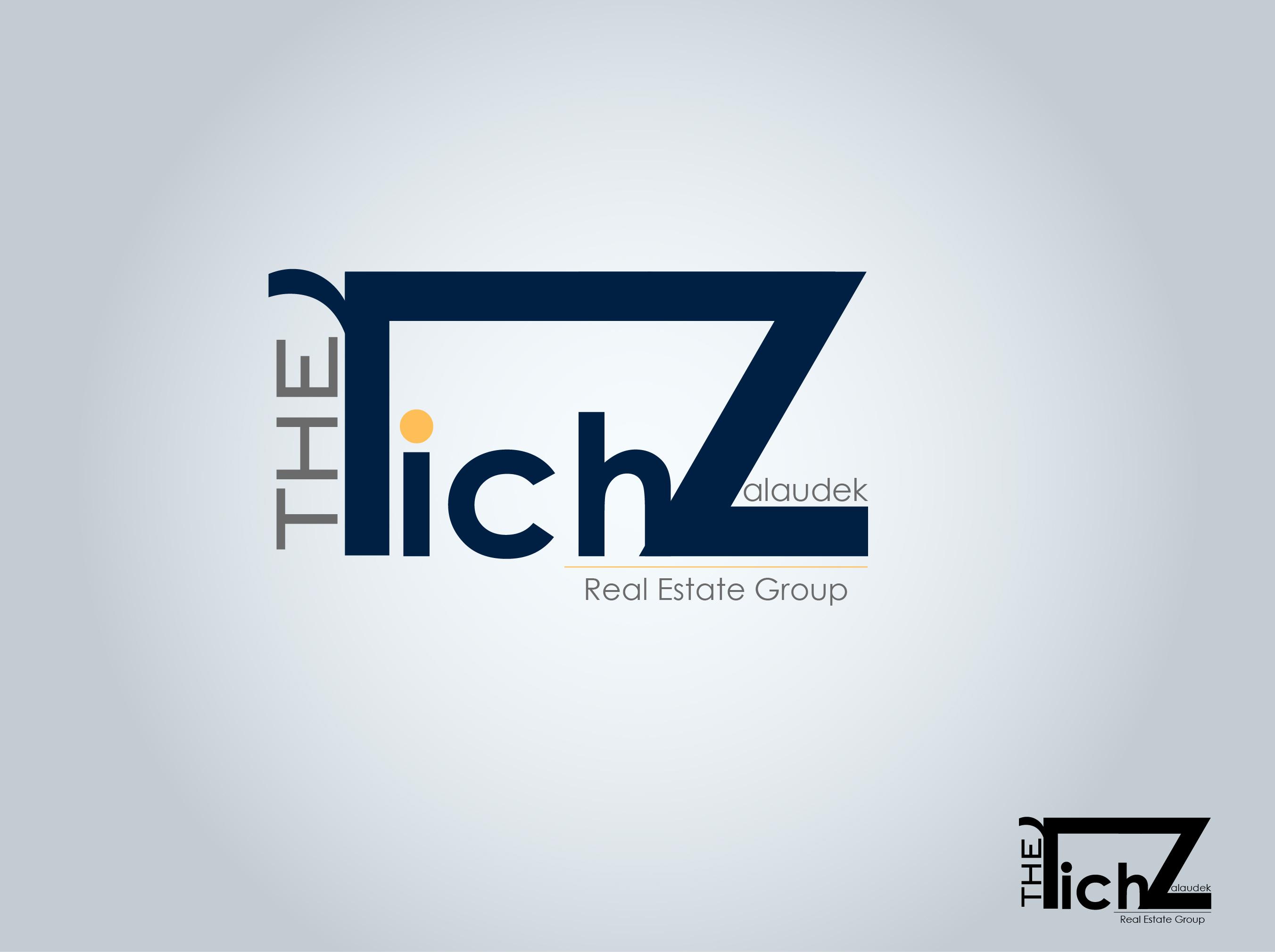 Logo Design by nTia - Entry No. 9 in the Logo Design Contest The Rich Z. Real Estate Group Logo Design.