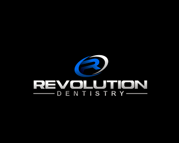 Logo Design by him555 - Entry No. 254 in the Logo Design Contest Artistic Logo Design for Revolution Dentistry.