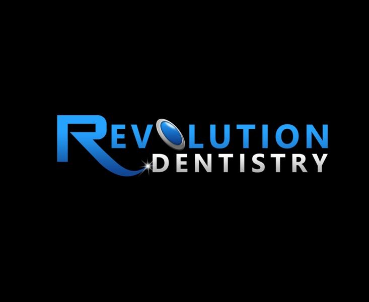 Logo Design by Juan_Kata - Entry No. 255 in the Logo Design Contest Artistic Logo Design for Revolution Dentistry.