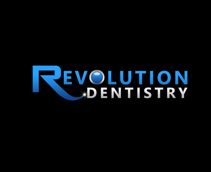 Logo Design by Juan_Kata - Entry No. 256 in the Logo Design Contest Artistic Logo Design for Revolution Dentistry.