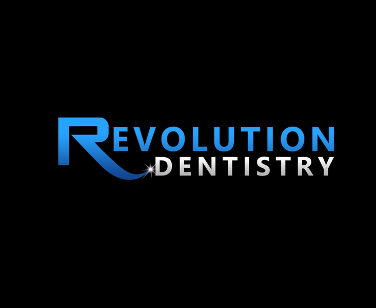 Logo Design by Juan_Kata - Entry No. 257 in the Logo Design Contest Artistic Logo Design for Revolution Dentistry.