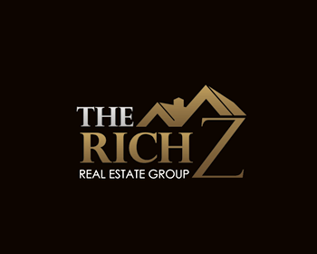 Logo Design by him555 - Entry No. 15 in the Logo Design Contest The Rich Z. Real Estate Group Logo Design.