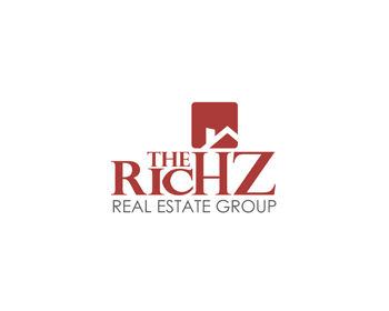 Logo Design by him555 - Entry No. 16 in the Logo Design Contest The Rich Z. Real Estate Group Logo Design.