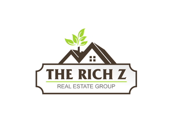 Logo Design by him555 - Entry No. 17 in the Logo Design Contest The Rich Z. Real Estate Group Logo Design.