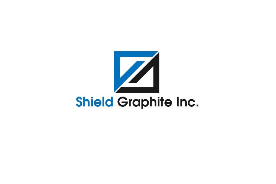 Logo Design by Private User - Entry No. 7 in the Logo Design Contest Imaginative Logo Design for Shield Graphite Inc..