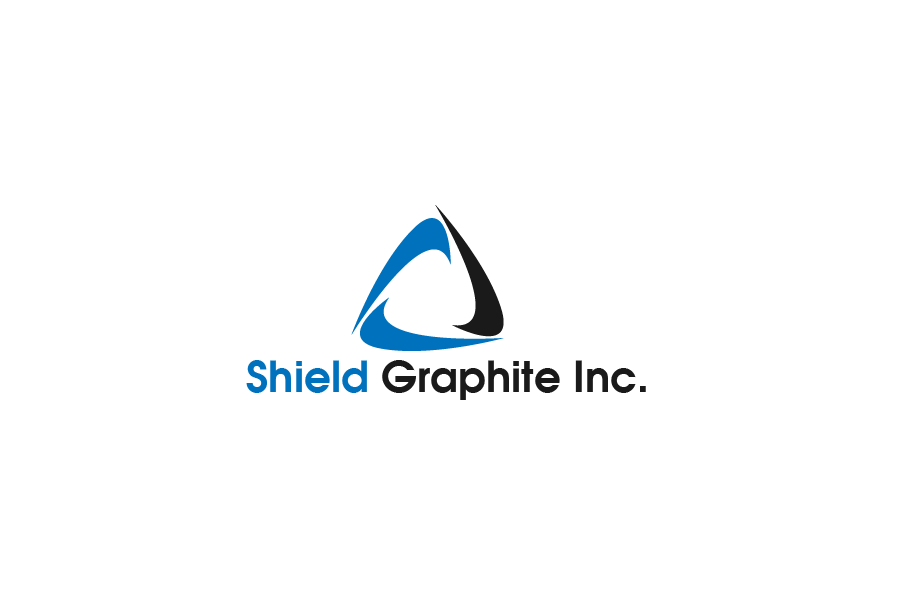 Logo Design by Private User - Entry No. 8 in the Logo Design Contest Imaginative Logo Design for Shield Graphite Inc..