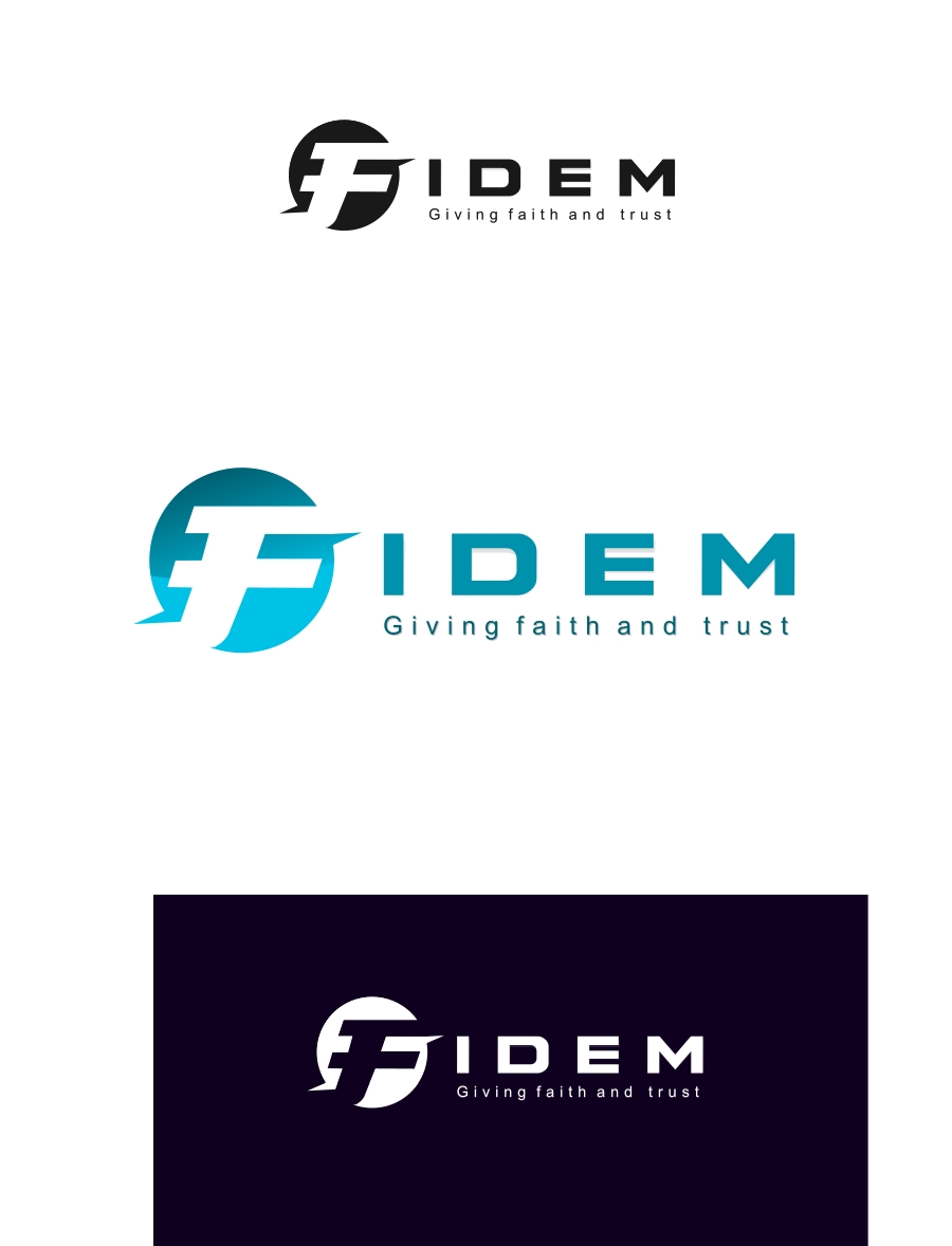 Logo Design by Private User - Entry No. 502 in the Logo Design Contest Professional Logo Design for FIDEM Trade & Invest UG.