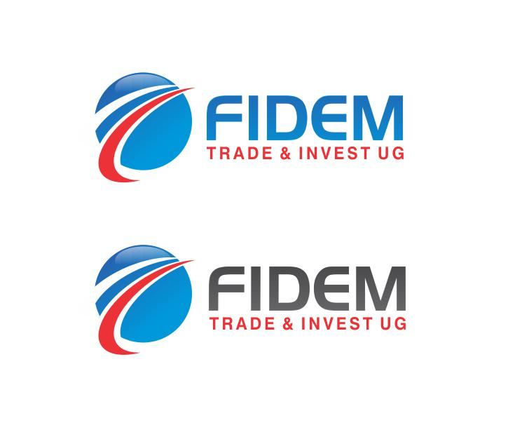 Logo Design by ronny - Entry No. 507 in the Logo Design Contest Professional Logo Design for FIDEM Trade & Invest UG.