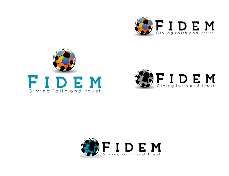 Logo Design by Private User - Entry No. 508 in the Logo Design Contest Professional Logo Design for FIDEM Trade & Invest UG.