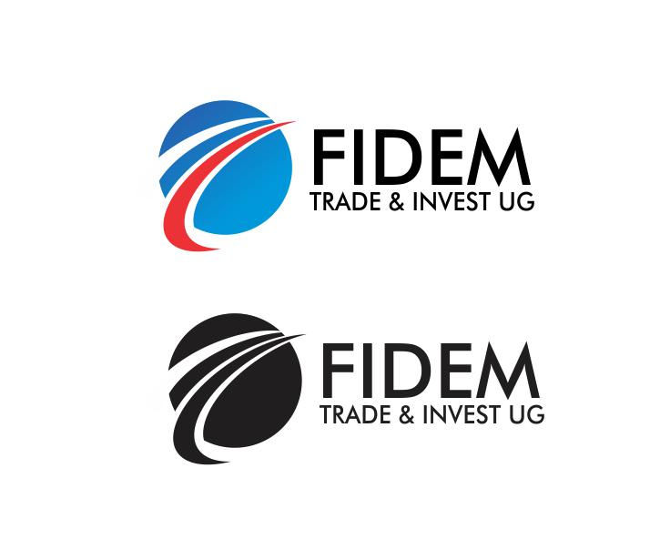 Logo Design by ronny - Entry No. 509 in the Logo Design Contest Professional Logo Design for FIDEM Trade & Invest UG.