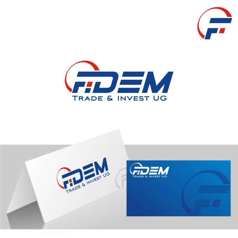 Logo Design by graphicleaf - Entry No. 510 in the Logo Design Contest Professional Logo Design for FIDEM Trade & Invest UG.