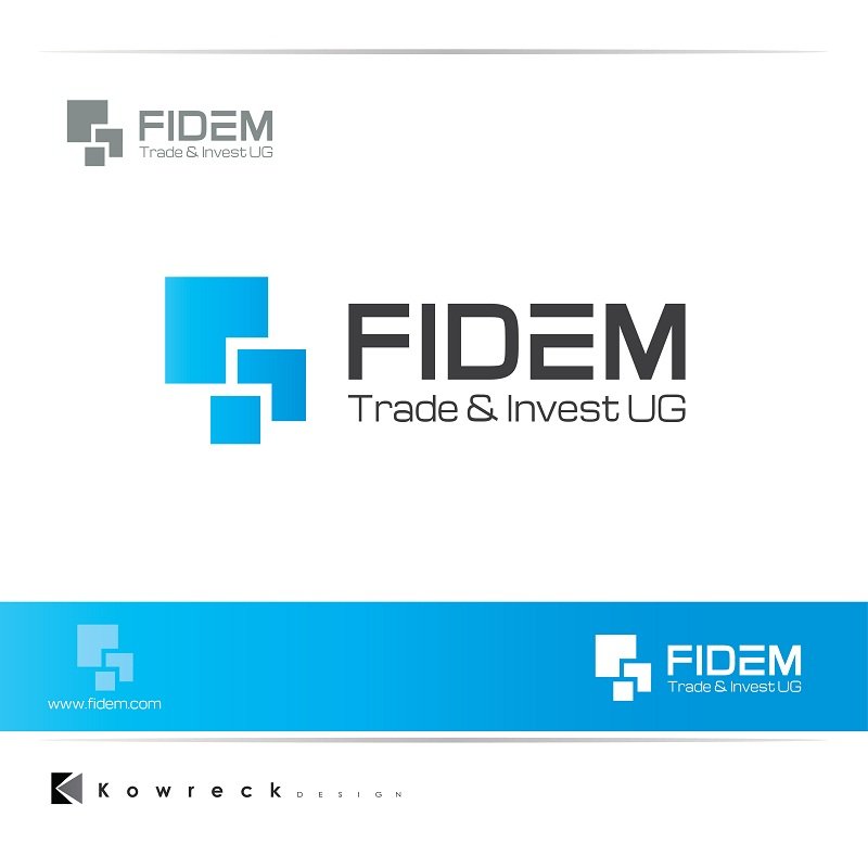 Logo Design by kowreck - Entry No. 511 in the Logo Design Contest Professional Logo Design for FIDEM Trade & Invest UG.