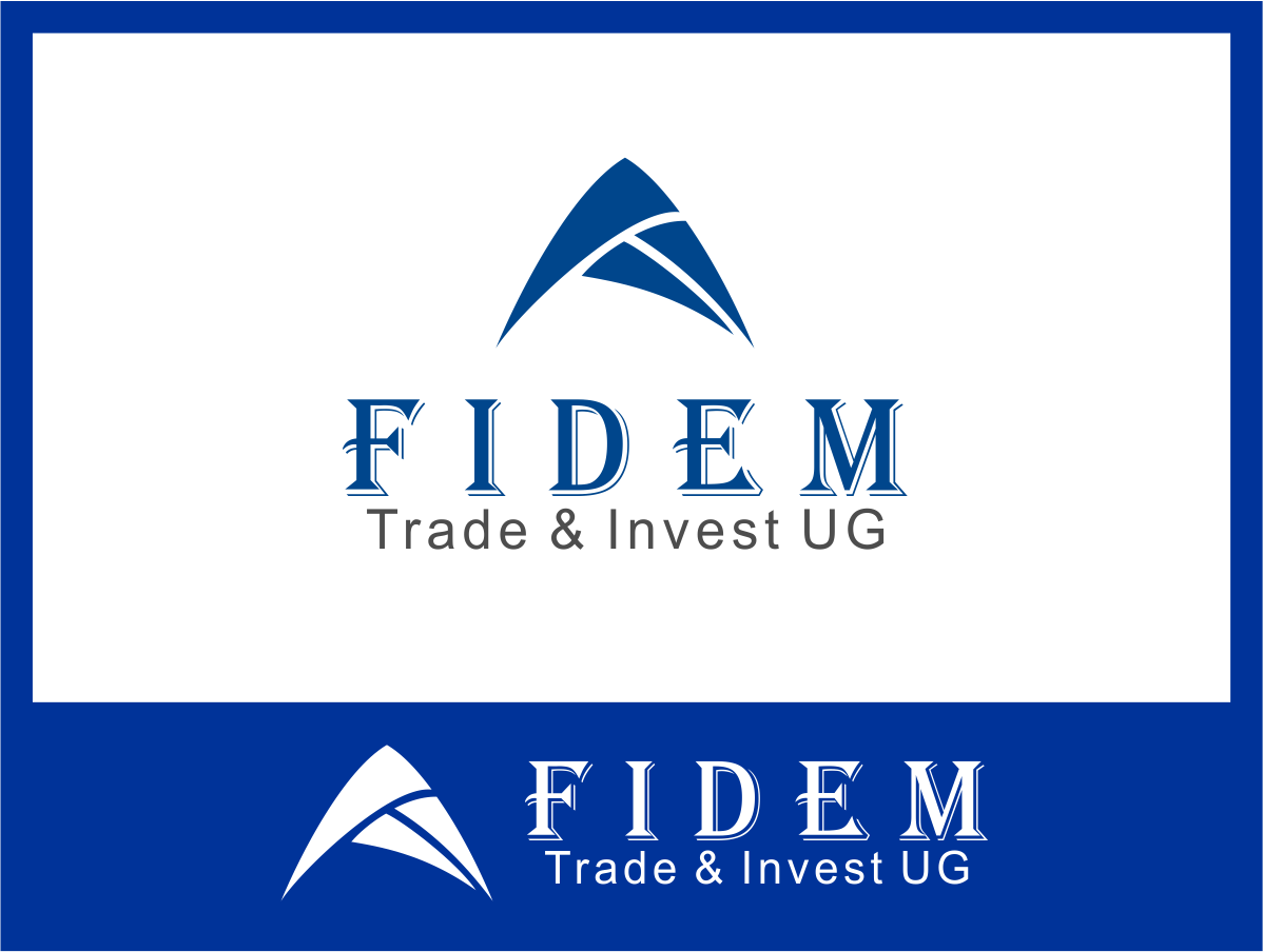 Logo Design by Agus Martoyo - Entry No. 512 in the Logo Design Contest Professional Logo Design for FIDEM Trade & Invest UG.