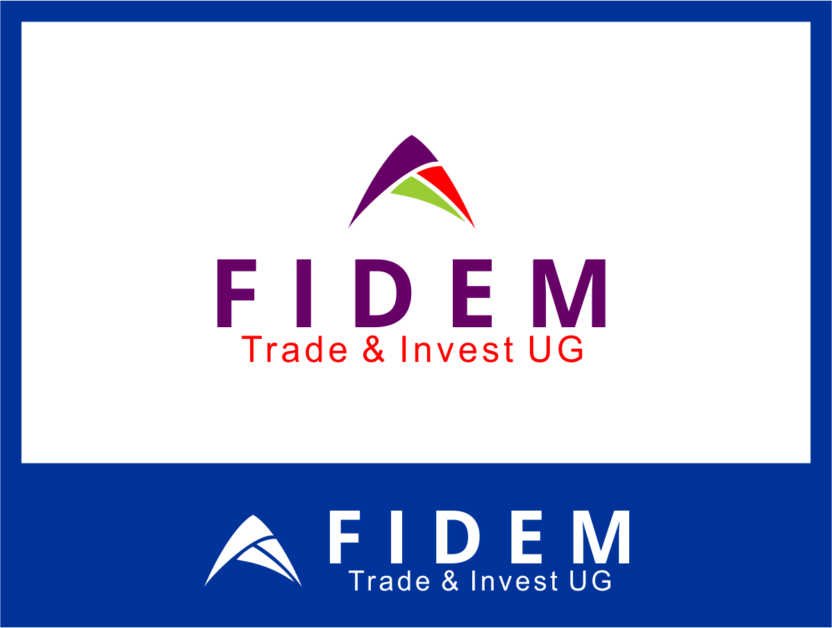 Logo Design by Agus Martoyo - Entry No. 513 in the Logo Design Contest Professional Logo Design for FIDEM Trade & Invest UG.