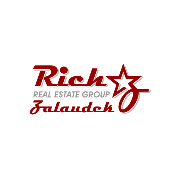 Logo Design by Rudy - Entry No. 20 in the Logo Design Contest The Rich Z. Real Estate Group Logo Design.