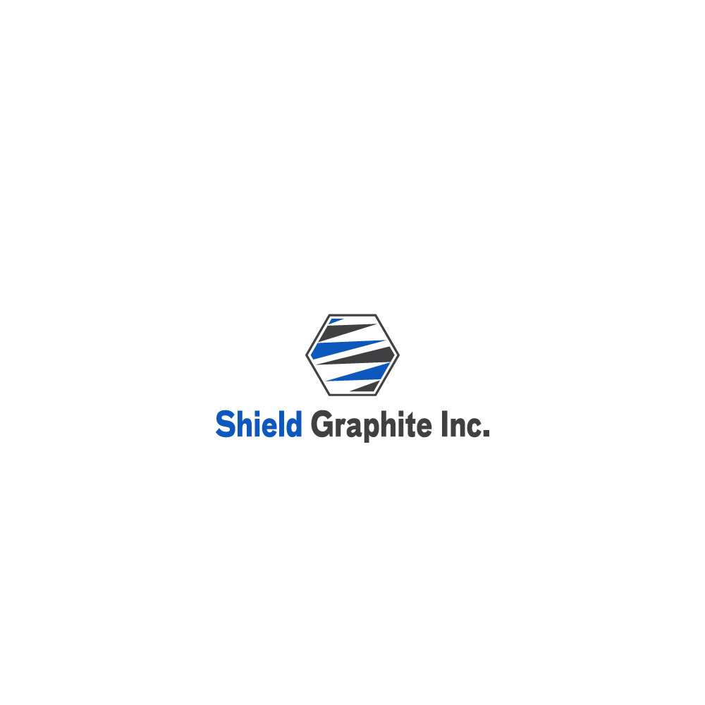 Logo Design by danelav - Entry No. 18 in the Logo Design Contest Imaginative Logo Design for Shield Graphite Inc..