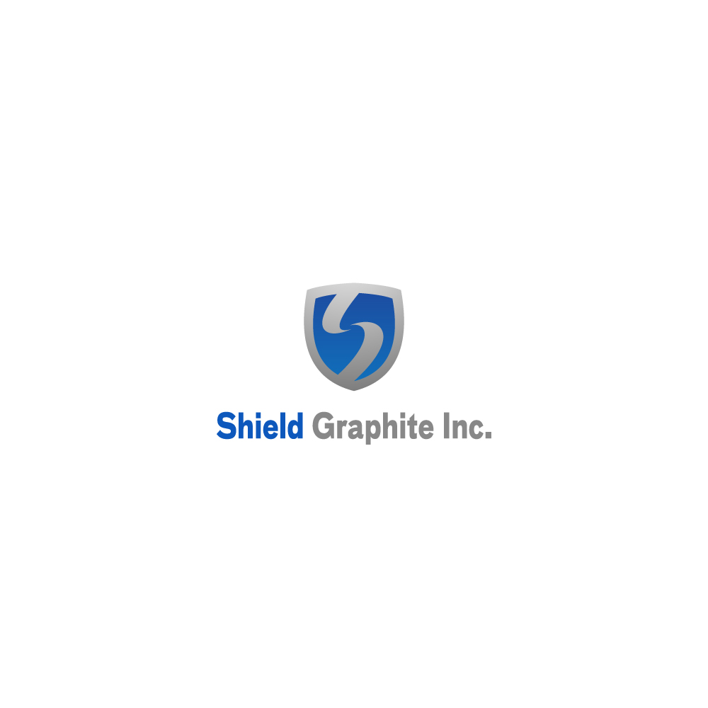 Logo Design by danelav - Entry No. 19 in the Logo Design Contest Imaginative Logo Design for Shield Graphite Inc..