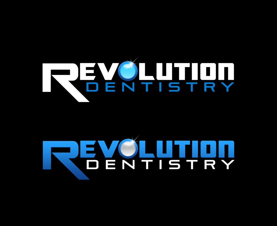 Logo Design by Juan_Kata - Entry No. 275 in the Logo Design Contest Artistic Logo Design for Revolution Dentistry.