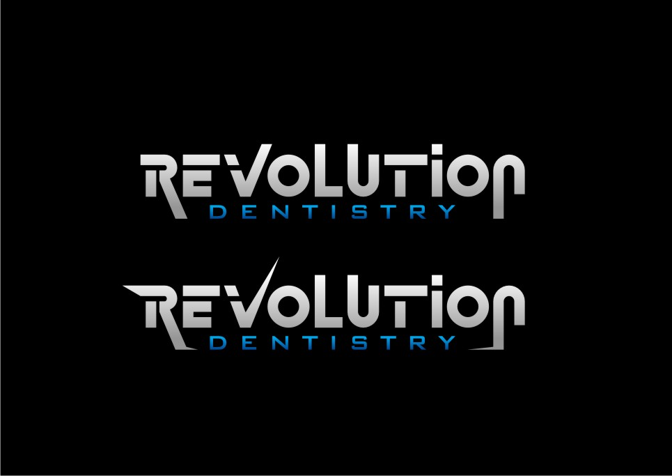 Logo Design by untung - Entry No. 276 in the Logo Design Contest Artistic Logo Design for Revolution Dentistry.