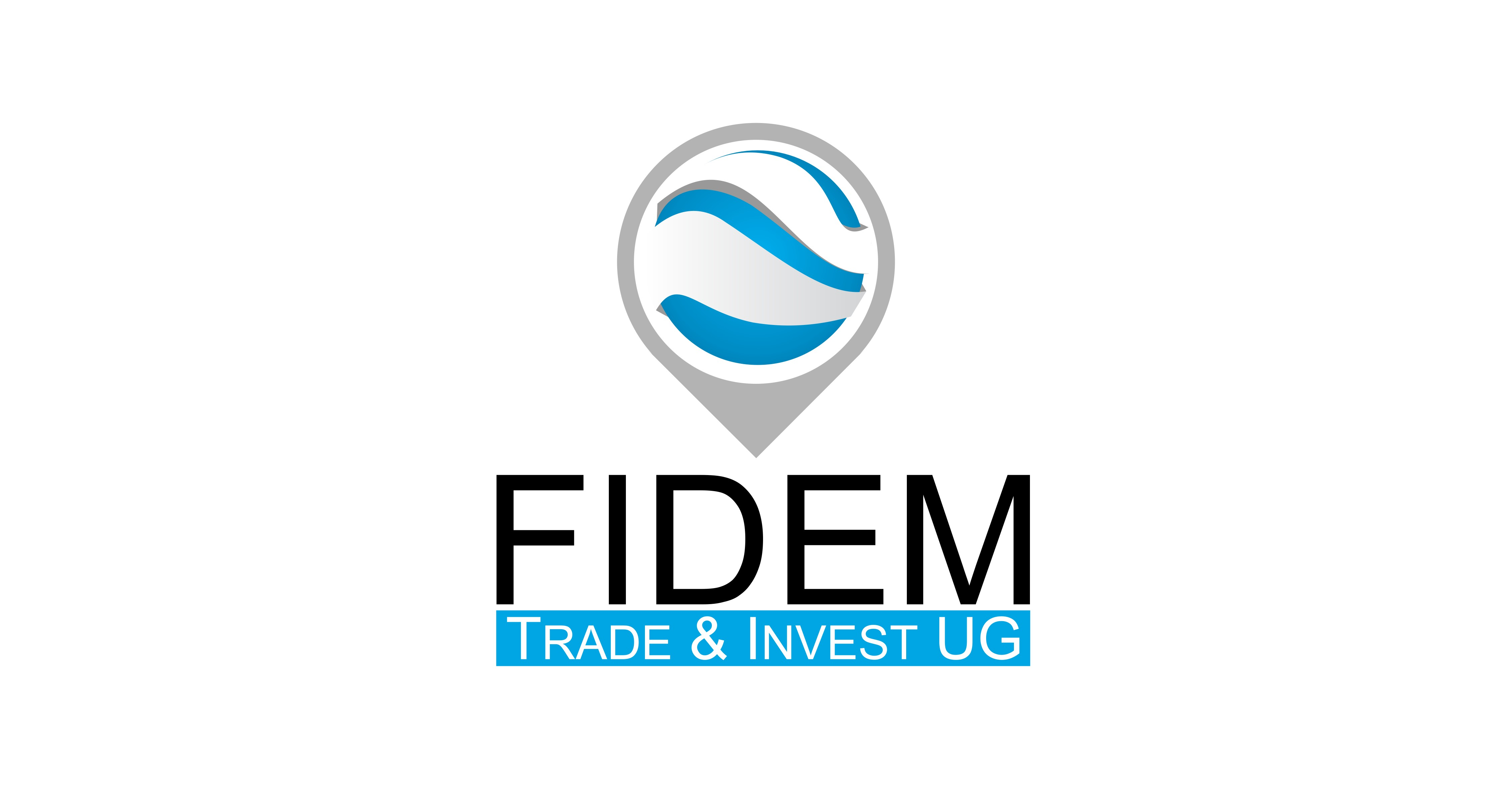 Logo Design by Crispin Jr Vasquez - Entry No. 522 in the Logo Design Contest Professional Logo Design for FIDEM Trade & Invest UG.