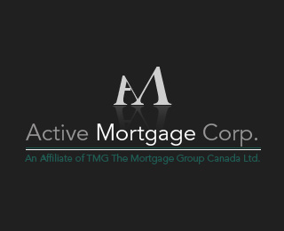 Logo Design by tianstudio - Entry No. 201 in the Logo Design Contest Active Mortgage Corp..