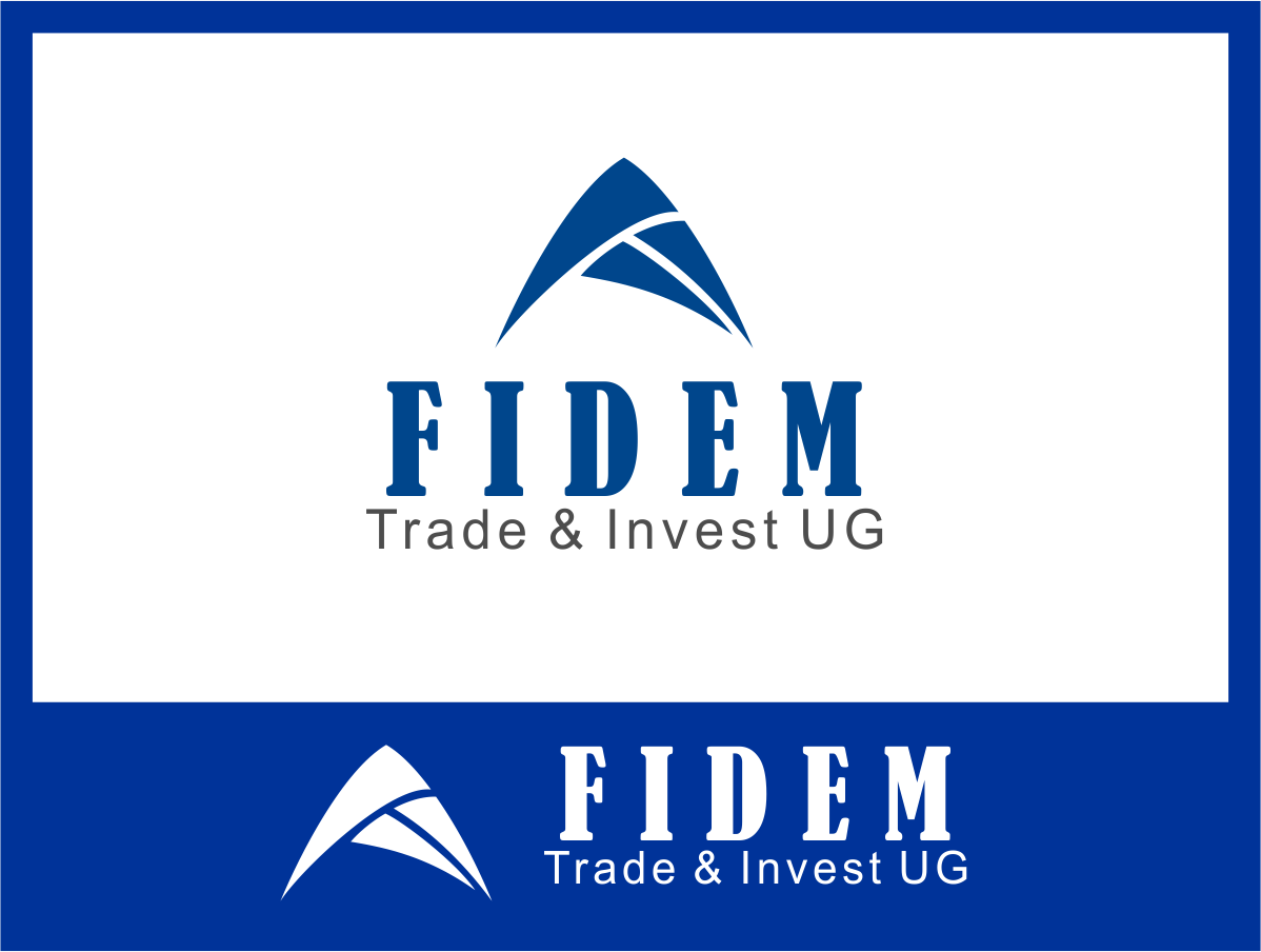 Logo Design by Agus Martoyo - Entry No. 523 in the Logo Design Contest Professional Logo Design for FIDEM Trade & Invest UG.