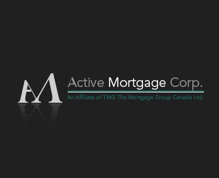 Logo Design by tianstudio - Entry No. 202 in the Logo Design Contest Active Mortgage Corp..
