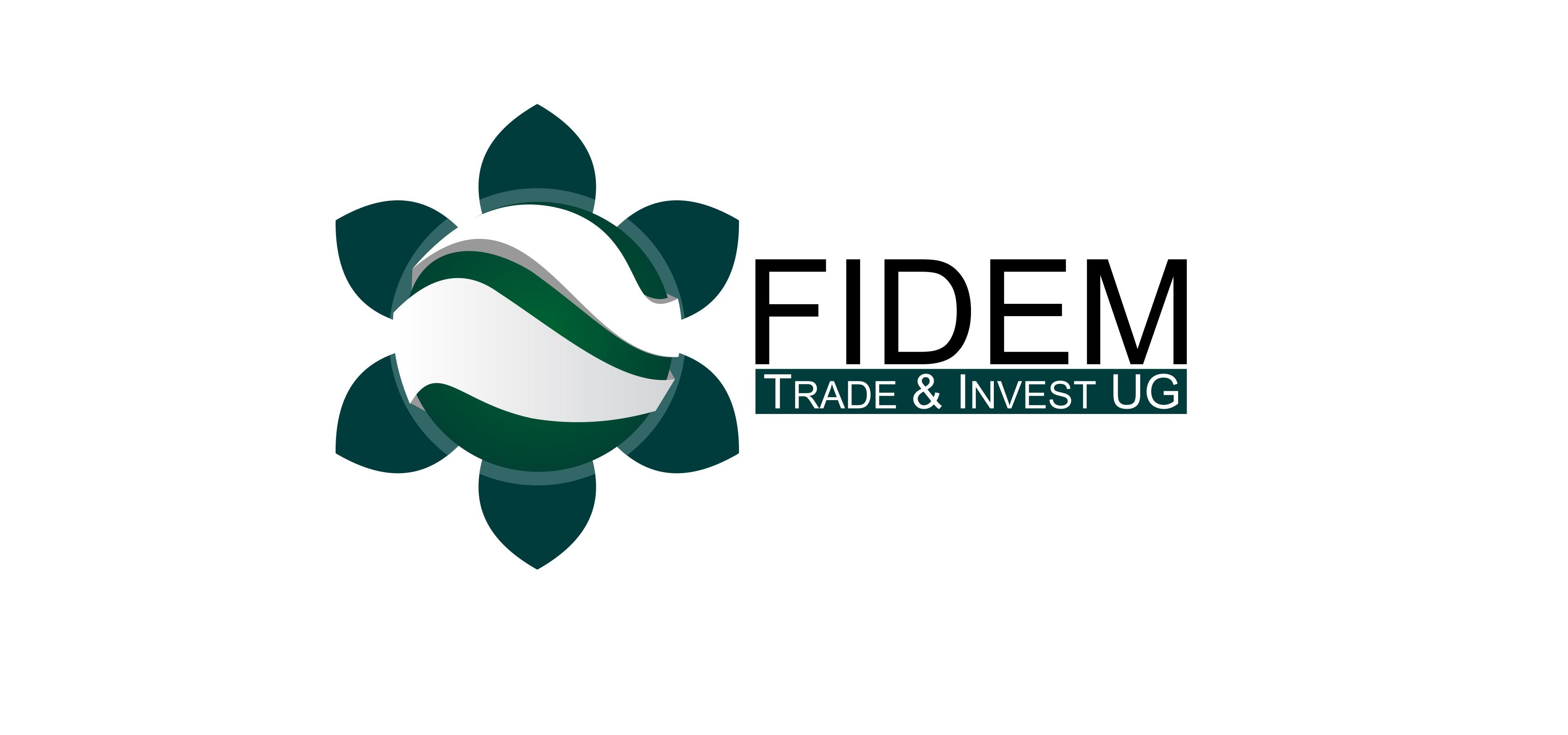 Logo Design by Crispin Jr Vasquez - Entry No. 525 in the Logo Design Contest Professional Logo Design for FIDEM Trade & Invest UG.