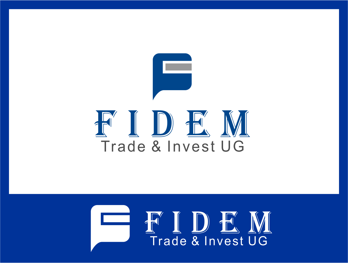 Logo Design by Agus Martoyo - Entry No. 527 in the Logo Design Contest Professional Logo Design for FIDEM Trade & Invest UG.