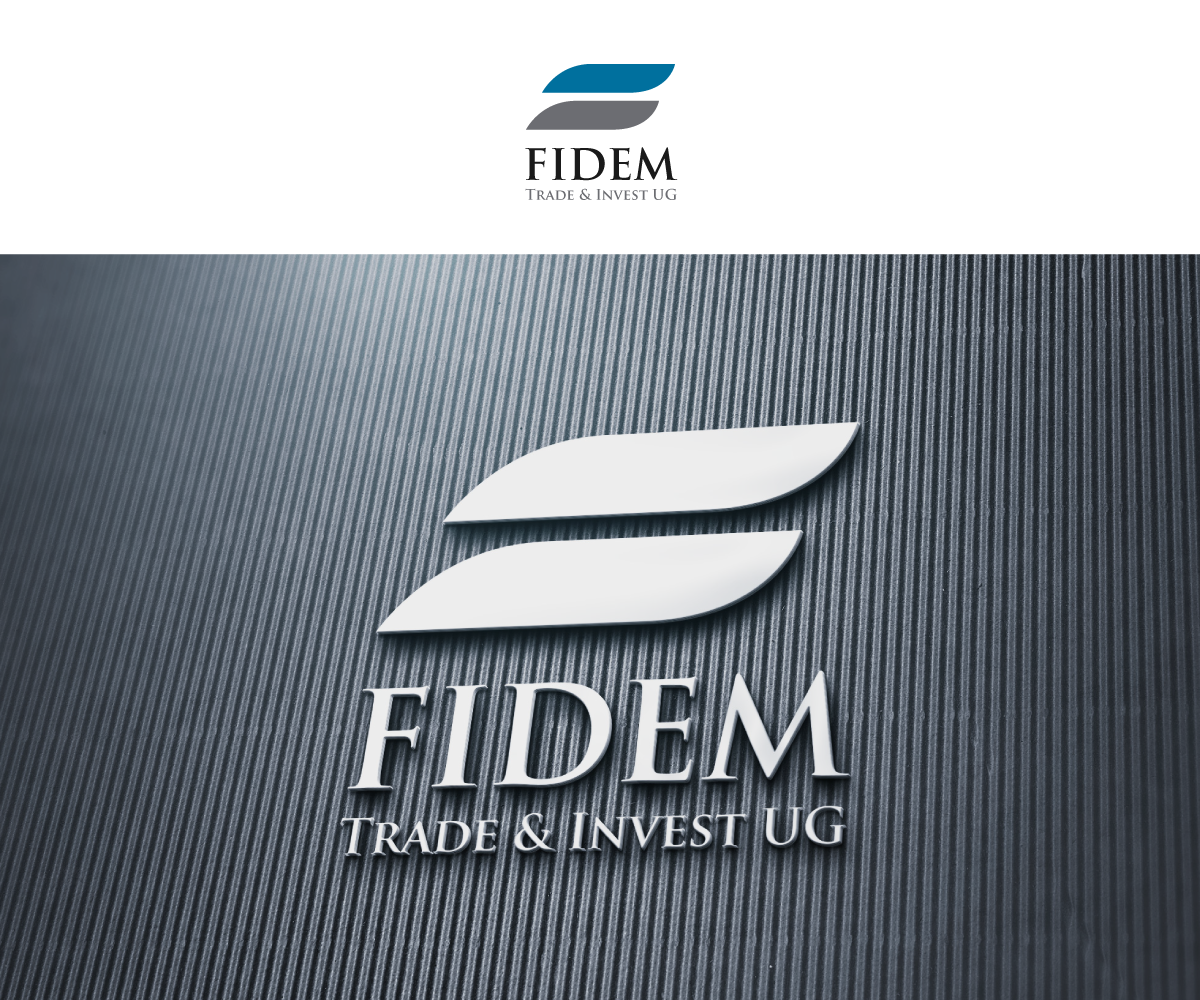 Logo Design by GraySource - Entry No. 533 in the Logo Design Contest Professional Logo Design for FIDEM Trade & Invest UG.