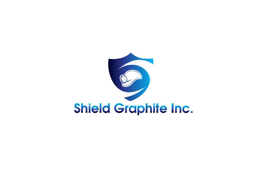 Logo Design by Private User - Entry No. 24 in the Logo Design Contest Imaginative Logo Design for Shield Graphite Inc..