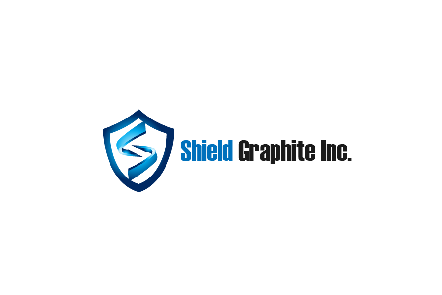 Logo Design by Private User - Entry No. 26 in the Logo Design Contest Imaginative Logo Design for Shield Graphite Inc..