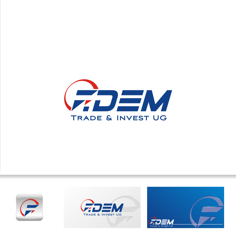 Logo Design by graphicleaf - Entry No. 544 in the Logo Design Contest Professional Logo Design for FIDEM Trade & Invest UG.
